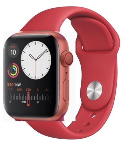 apple watch red イメージ