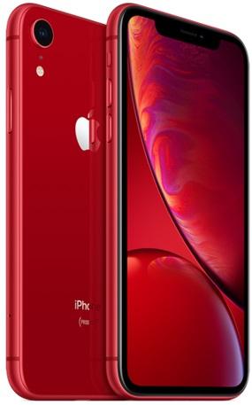 iphoneXR red