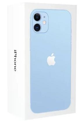 iPhone12 ライトブルー素材